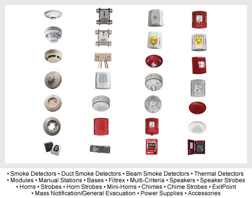Edi fire systems we sell design and install fire alarm systems for our customers in the usa europe the caribbean and latin america sciox Gallery